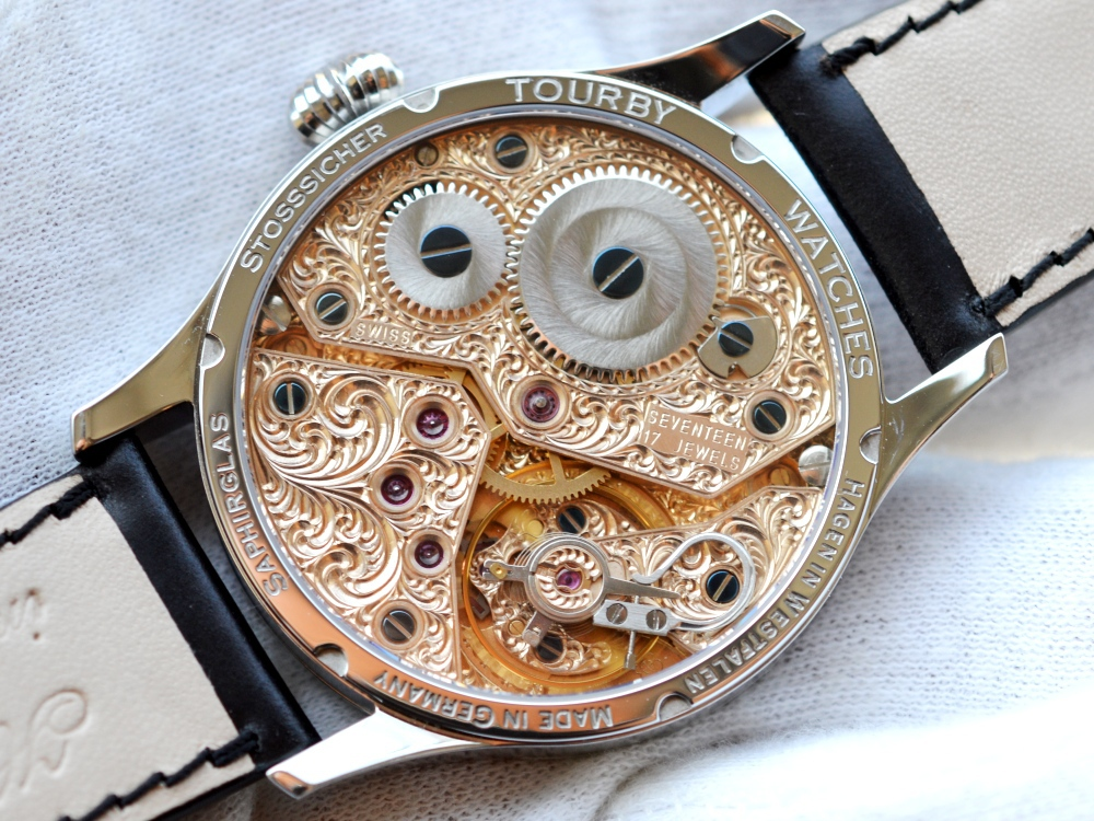 Tourby Watches - Movements